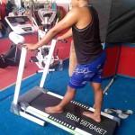 Tredmill elektrik 1fungsi murah ID-538