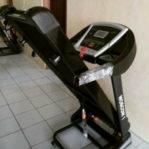 Treadmill elektrik Moscow 1 single function teknologi RUSIA