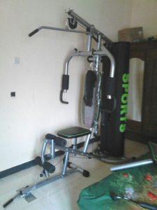 Home Gym 1 sisi LIFE SPORT ID-804